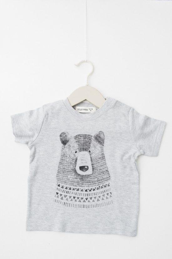 Camiseta Oso Dear Mini