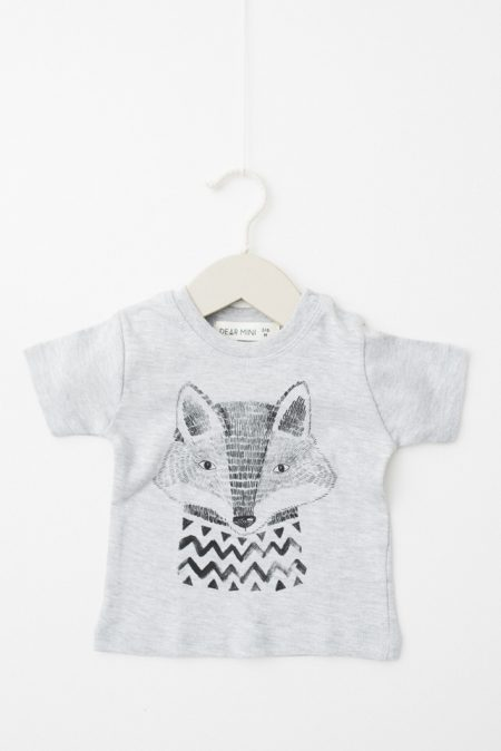 Camiseta zorrito Dear Mini