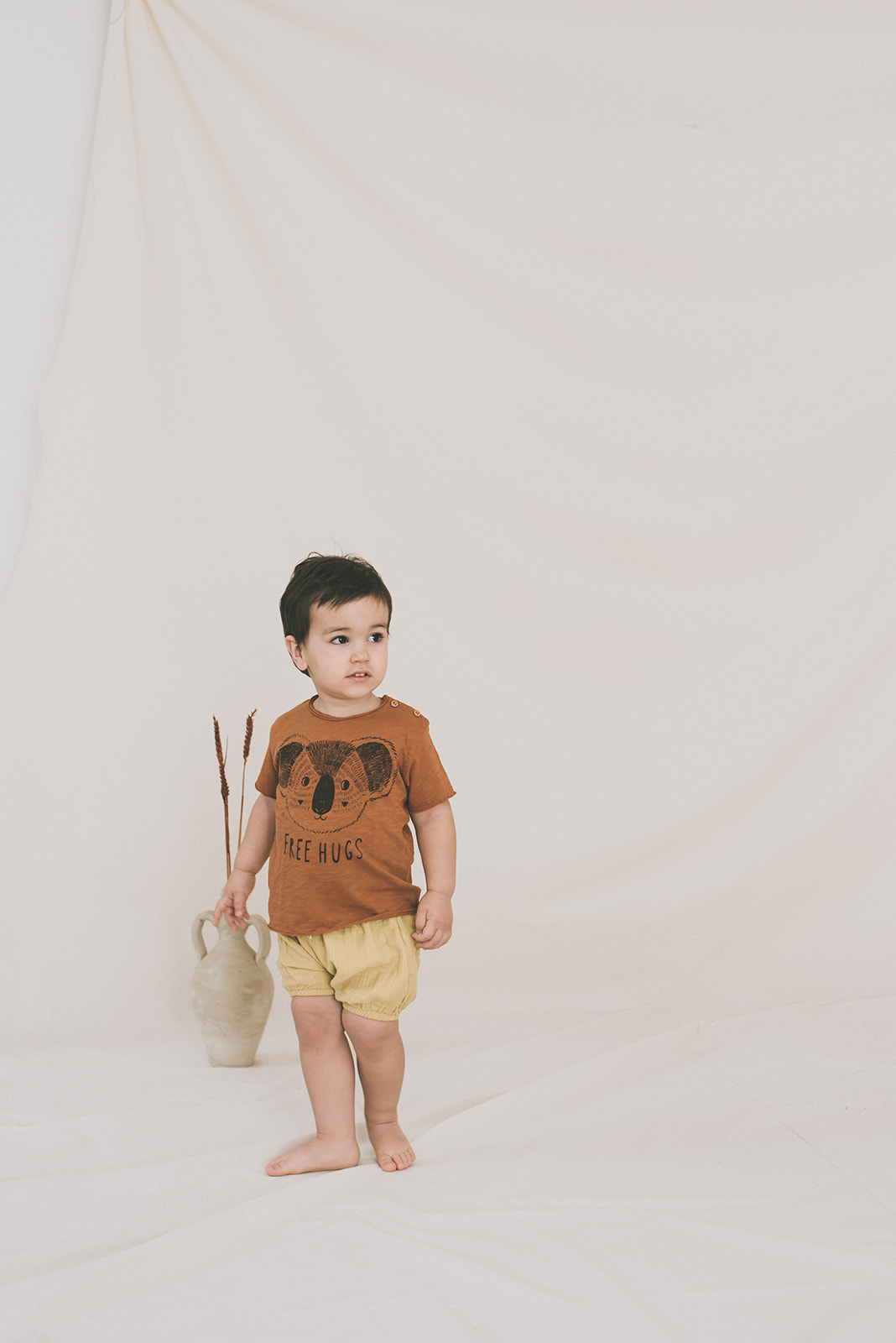 Vestido niña Forest de Dear Mini Barcelona